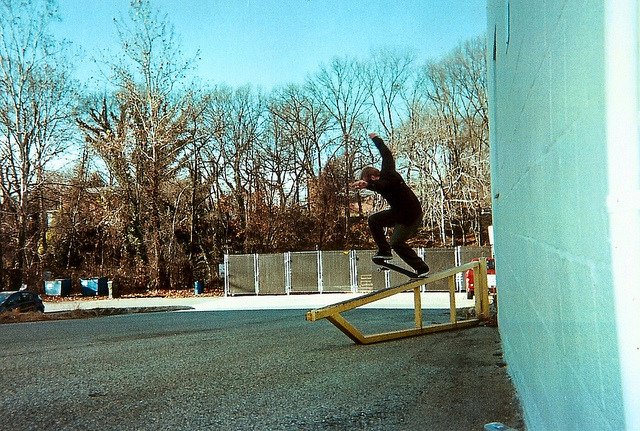 Stan karbine fs blunt by TimWitt on Flickr.