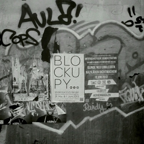#Blockupy – View on Path.