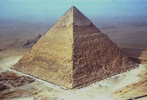 losed:  Pyramid (by AjanProvocateur)