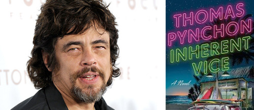 Benicio Del Toro In For 'Inherent Vice'