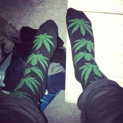 #huf #plantlife #weed #cannabis #socks #christmas