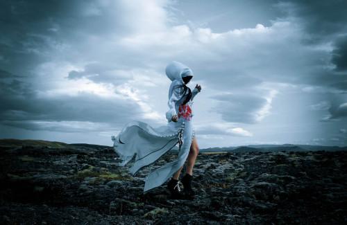 Stormchaser&#8230NewToxic Vision.Photographed at lava fields near Myvatn, Iceland&#8230