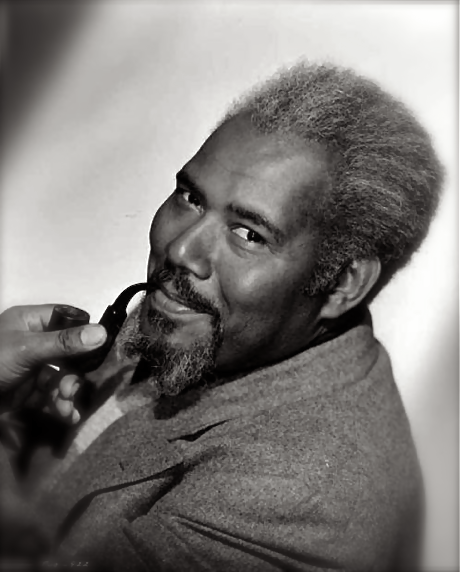 """Today In History 'Rex Ingram, actor who starred as """"DeLawd"""" in the film version of Green Pastures, was born on this date October 20, 1895.' (photo: Rex Ingram) - CARTER Magazine"""