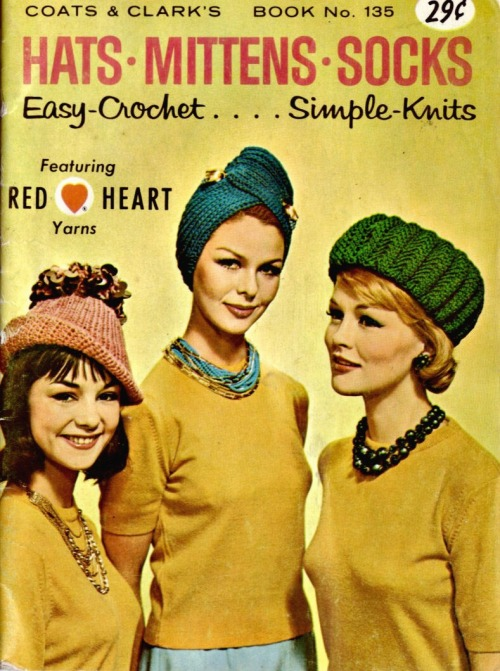 They may be easy to crochet and simple to knit, but their awful complexities can only be appreciated when they are completed and on someone's innocent head.