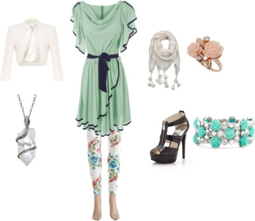 mist by lazythirdeye featuring rhinestone jewelryMint green dressebay.nlMonsoon bridal jacketmonsoon.co.ukCotton pantsmaxnina.comMICHAEL Michael Kors leather shoesneimanmarcus.comPamela loveyoox.comDorothy Perkins rhinestone jewelrydorothyperkins.comCharlotte Russe rhinestone jewelrycharlotterusse.comHollister Co cotton scarvehollisterco.com