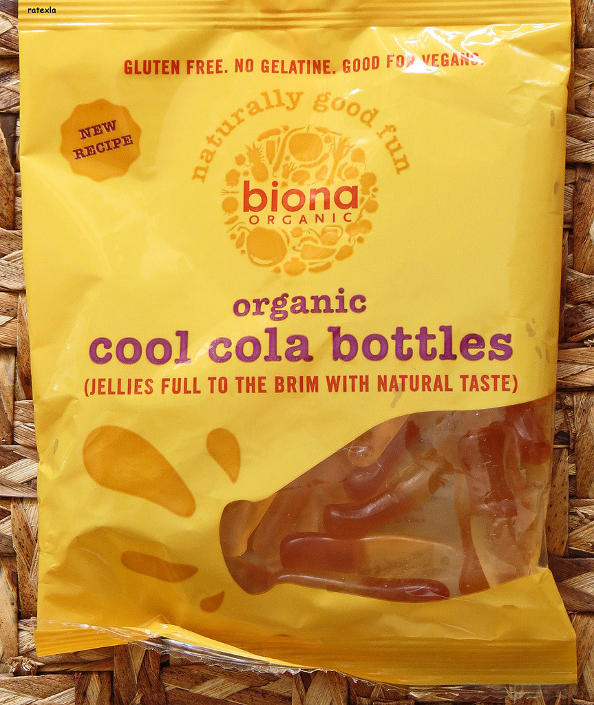Vegan Cola Bottles