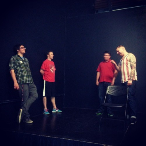 Some long form Playground action #improv #comedy #theatre #roseville #laugh