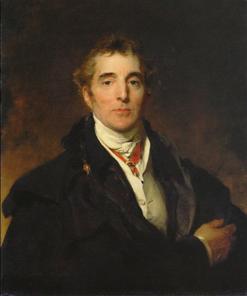 Happy 244th birthday, Your Grace! Arthur Wellesley, 1st Duke of Wellington (1 May 1769 - 14 September 1852)