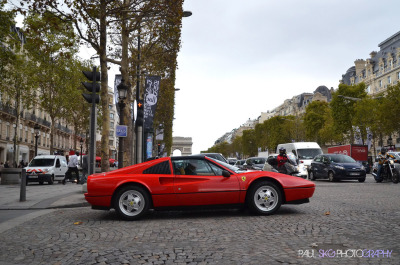 carpr0n:  Bring back the 80s Starring: Ferrari 328 GTS (by Paul SKG)
