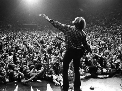 theslowdrag:  John Fogerty, 1970.