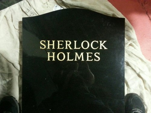 sherlockology:  Arwel Wyn Jones - 'Look what I just found!' And the internet explodes…