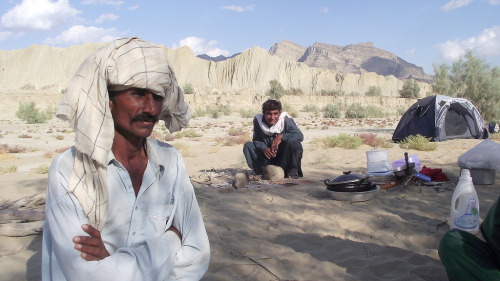 heckyeahpakistan:  Baloch tribesmen from the Hingol National Park