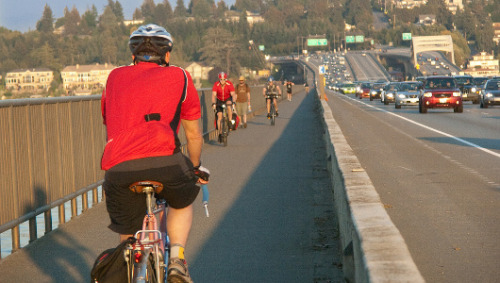 "mothernaturenetwork:  Politician apologizes for saying bike riders pollute the environment Cyclists have ""increased heart rate and respiration,"" resulting in more CO2 emissions, said Republican Ed Orcutt."