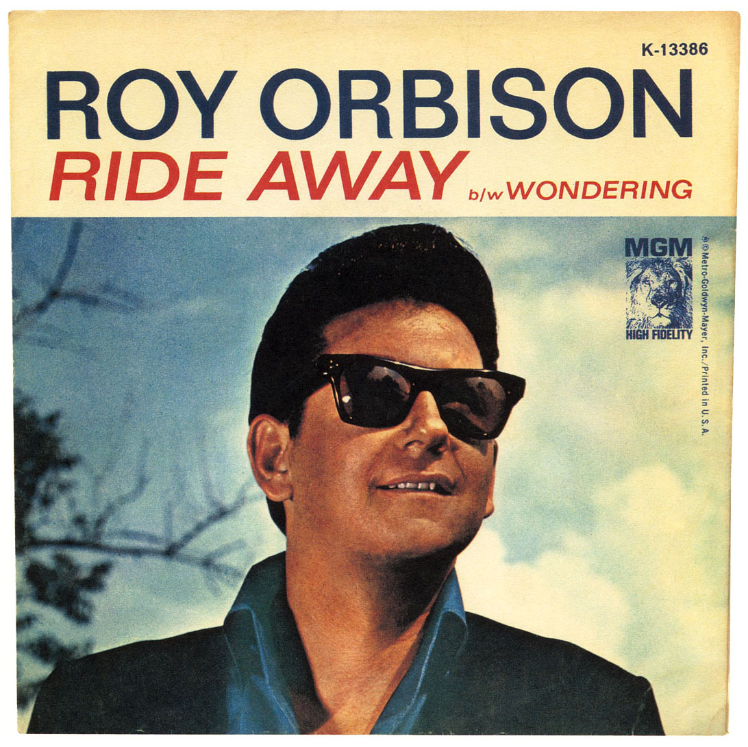 bartsknucklesandwich:  Ride Away, Roy Orbison