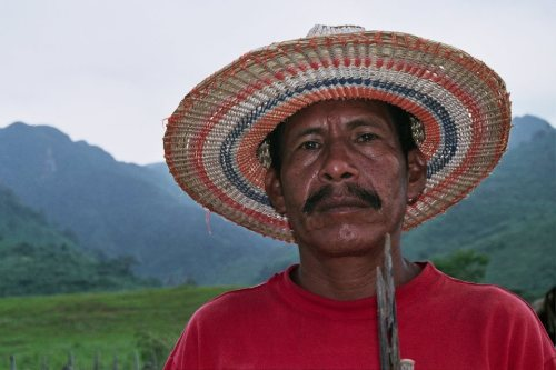 Indigenous cacique Sabino Romero, of the Yukpa people of the Sierra de Perijá was reportedly assassinated today, presumably on the orders of landlords from Venezuela's western Zulia state. May the perpetrators suffer the people's wrath. Que en paz descanse el compañero Sabino.