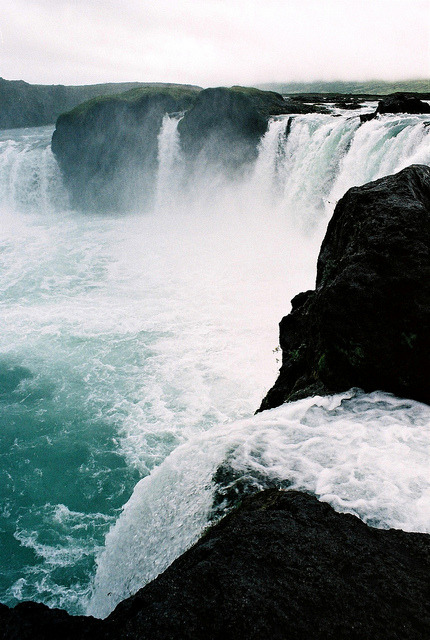 nesola:  Godafoss (2) by Matrok on Flickr.