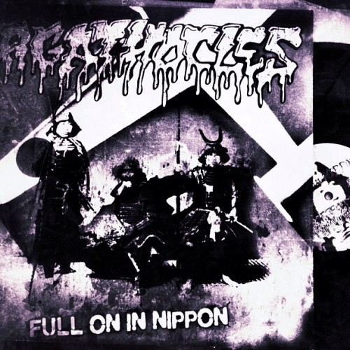 Full on in Nippon!!! PLAY LOUD! NO NOISE REDUCTION ! #agathocles #mincecore #mince #grind #belgium #grindcore #ag