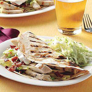 Daily Bite: Mix up your taco night with our Grilled Chicken Soft Tacos