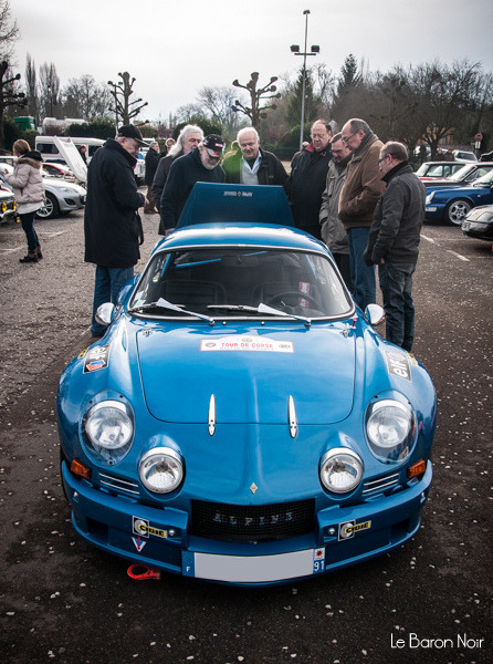 Alpine Renault Berlinette A110 Groupe 4 by Le Baron Noir on Flickr.