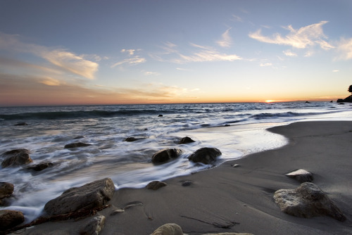 Malibu Beach… Dreamy.
