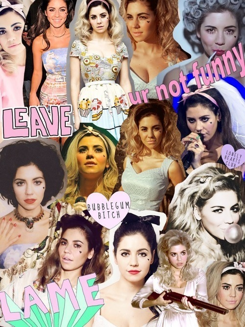 Marina Collage 🌸