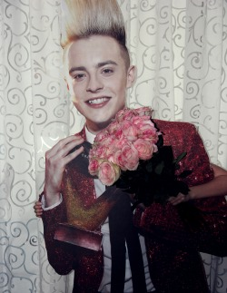 Happy Valentine's Day from Edward! <3