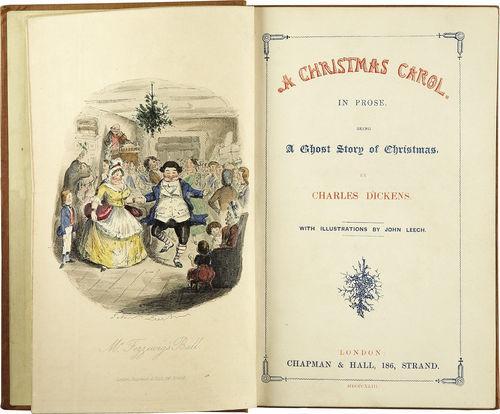 A Dickensian Christmas? – by Marina Fiorato
