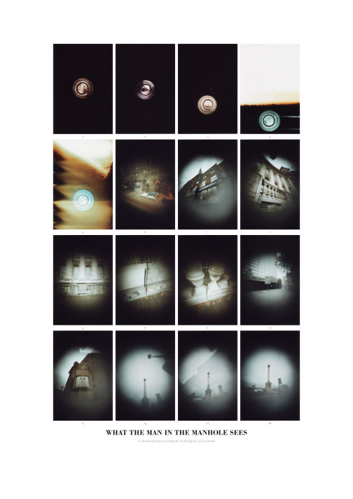 A collection of pinhole camera recordings by Harry Thomas Day
