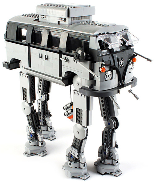 starwarspics:  (via LEGO Imperial Volkswagen Walker | Toy | Gear)