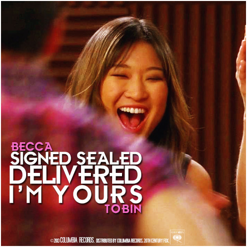 4x21 Wonder-ful | Signed, Sealed, Delivered I'm Yours Alternative Cover 'The Tiketanic Fusion Collection'