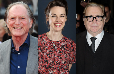 "doctorwho:  Cast set for BBC America's 'An Adventure in Space and Time' for 'Doctor Who' 50th  BBC AMERICA is set to premiere An Adventure in Space and Time, a film drama about the creation of Doctor Who, as part of the channel's celebration of the long-running sci-fi series' 50th anniversary. Frequent Who scriptwriter Mark Gatiss has already been announced as writer, and he's also serving as executive producer alongside current Doctor Who execs Steven Moffat andCaroline Skinner. The film is a co-production between BBC AMERICA and BBC Cymru Wales and will air later in 2013. Doctor Who first hit the BBC airwaves on November 23, 1963, and an impressive cast has been assembled to play the personalities behind the show's earliest days. David Bradley, best known as Argus Filch in the Harry Potter movies, has taken on the role as actor William Hartnell, who played the series' very first Doctor. Call the Midwife star Jessica Raine, already cast in the Season 7, Part 2 premiere of Doctor Who, is set to play producer Verity Lambert, and the great Brian Cox (The Bourne Supremacy, Adaptation.) is on board as Sydney Newman, BBC's then-Head of Drama. Meanwhile, The History Boys' Sacha Dhawan will play Waris Hussein, director of Doctor Who's premiere episode, ""An Unearthly Child."" Read more at Anglophenia   Before I even read the text attached to this I thought - ooh Argus Filch. He'd make a great actor to play the first Doctor. I'm so smart."