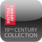 iPhone app for the British Library digital collection