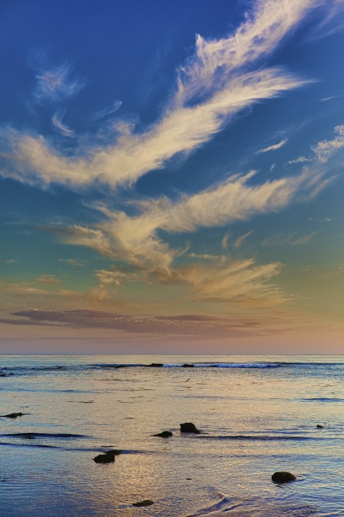 lensblr-network:  La Jolla Sunset by south-bird.tumblr.com