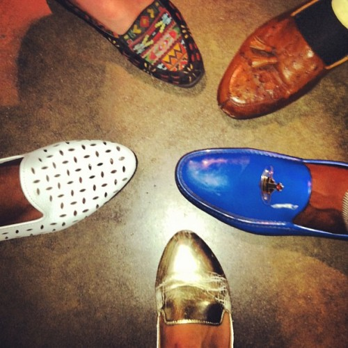 #Loafer #Party @bloomingruby  (at iam8bit)