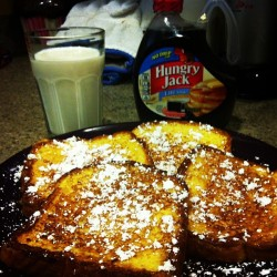 French toast!! =D