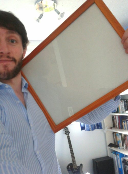 So here is the new (and considerably larger) frame I have acquired!  This means I have room for 60 or so of you to fit comfortably by my estimation…I have just over 40 on board at the moment, so if you aren't involved, please do consider it!  And again, I cannot thank my current volunteers enough; you're helping create something very lovely.  :)