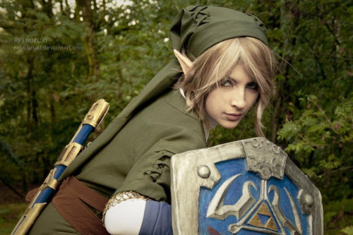 Amazing cosplay by Rei-Suzuki (http://rei-suzuki.deviantart.com). x-post from Zeldadungeon.net