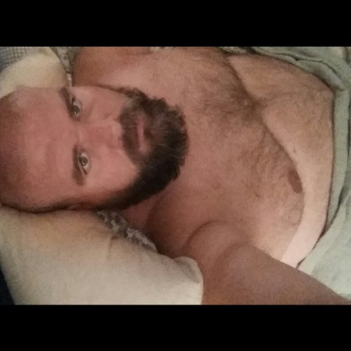 snugglebeartx:Bedtime. (at Warwick Castle-A Bear's Lair)I come for cuddles&#8230
