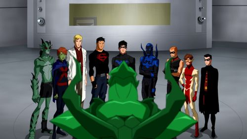 Images & Descriptions for January 26, 2013 DC Nation Premieres
