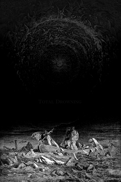 Download Total Drowning's Drone, Doom, and Black Metal Compilation HERE. -Jacob Rice