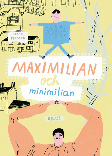 My summer project this year, the book about Maximilian and Minimilian.