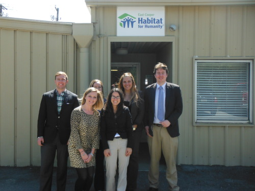 Evan Guthrie Law Firm Volunteers With Habitat For Humanity Wills Clinic At East Cooper Habitat For Humanity In Mt. Pleasant, SC On Saturday March 16th 2013. The Event Was Held Through The Young Lawyers Division Of The South Carolina Bar And Provides Free Wills And Other Estate Planning Documents To Habitat Homeowners To Prevent Homes Being Lost In The Probate Court Process. Thanks To All That Contributed To Another Successful Event.