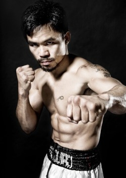 "It's official. Manny Pacquiao will be back in the ring on Nov. 24 (23 in the U.S) against Brandon ""Bam Bam"" Rios. Read More here"