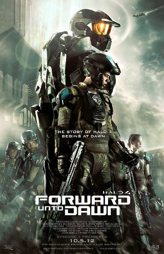 "I'm watching Halo 4: Forward Unto Dawn    ""Wow, for a direct to Xbox movie, the production values and story were surprisingly good.""                      Check-in to               Halo 4: Forward Unto Dawn on GetGlue.com"