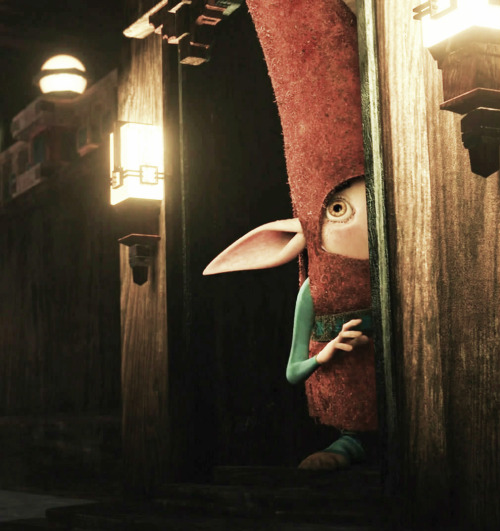 believeintheguardians:  Rise of the Guardians Random Screenshots: The Elves