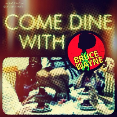 New mix coming tomorrow 👍 #ComeDineWithBruce