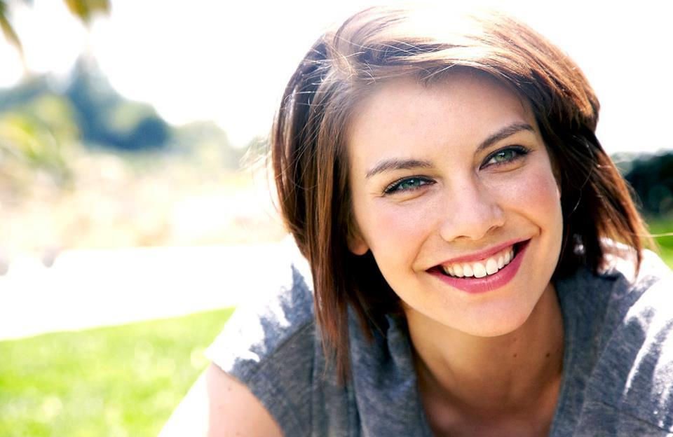 u-r-mytuxedoandimyourbow-tie:  Lauren Cohan on We Heart It - http://weheartit.com/entry/51784124/via/Swagnonstop