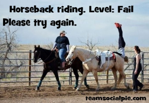 teamsocialpie:  Do You Enjoy Horseback Riding?View Post