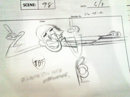 pepperbroni:  i found production art and now im just quietly crying because i want more u^u we really should start whining on their facebook page for more art and infos (x)
