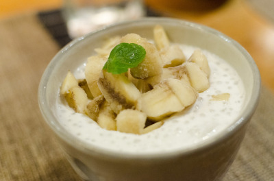 Yakitori Totto - Ice Banana by Cheeryvisage on Flickr.